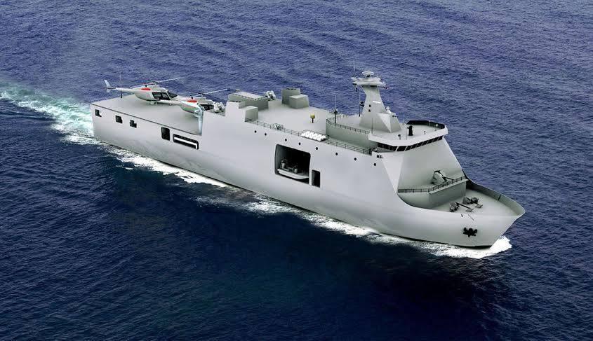 PN Strategic Sealift Vessel